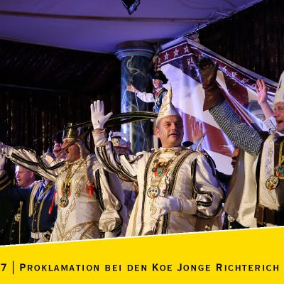 25.11.17 - Proklamation in Richterich